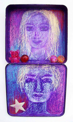 Nounours Teddy Bear 5 - Stars par Vinca Migot