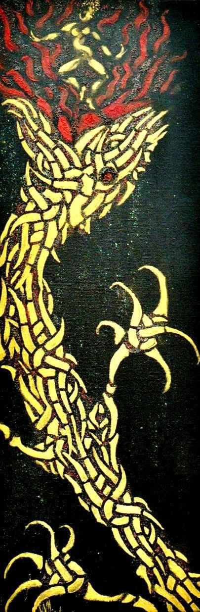 Petit précis d'astrologie khmère - Le Dragon par Vinca Migot