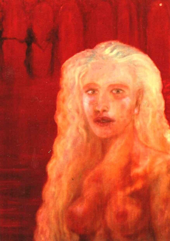 Parfum de la Comtesse sanglante (Elizabeth Bathory) par Vinca Migot