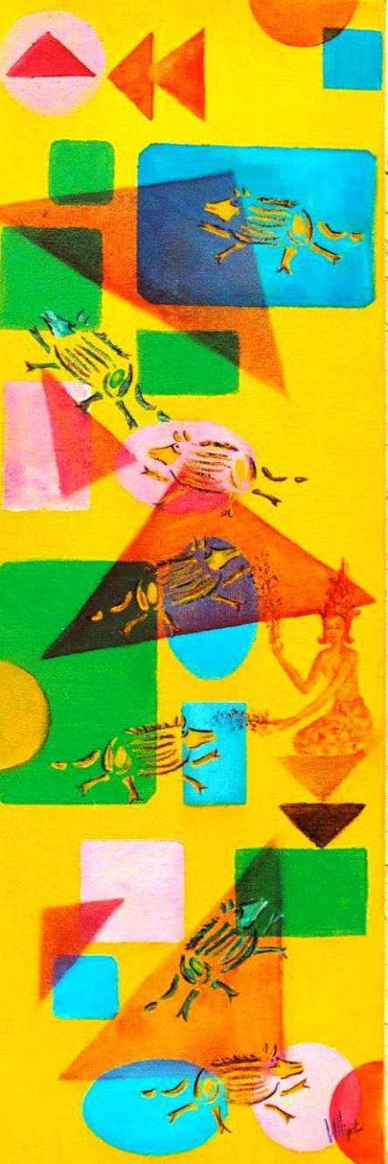 Petit précis d'astrologie khmère - Le Cochon par Vinca Migot
