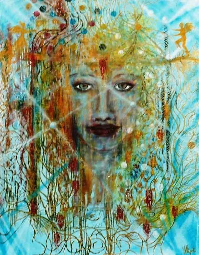 Parfum de Cosmos - 1 - par Vinca Migot