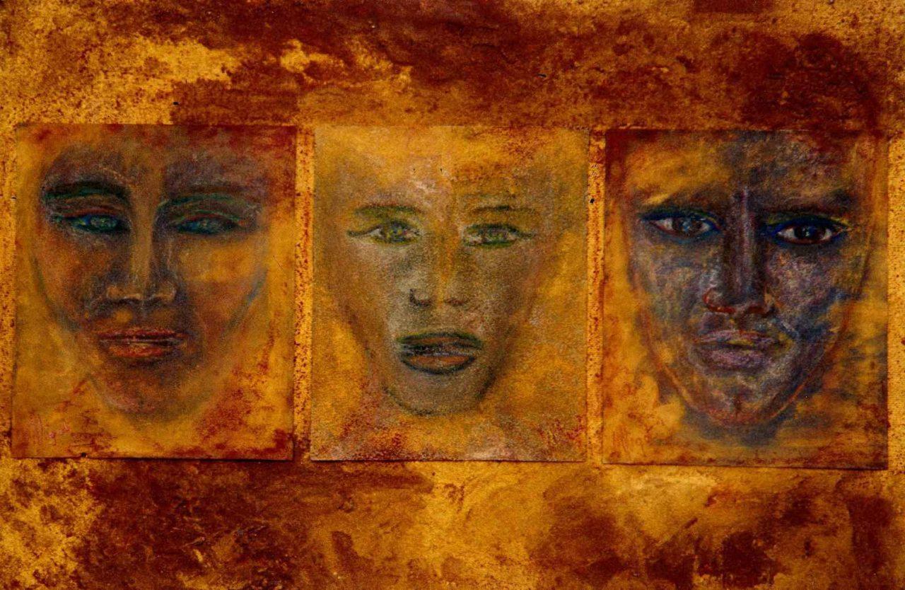 Esprits du désert par Vinca Migot