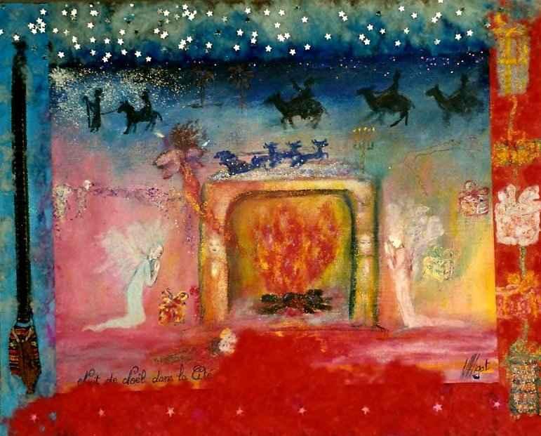 Noël à la Cité par Vinca Migot