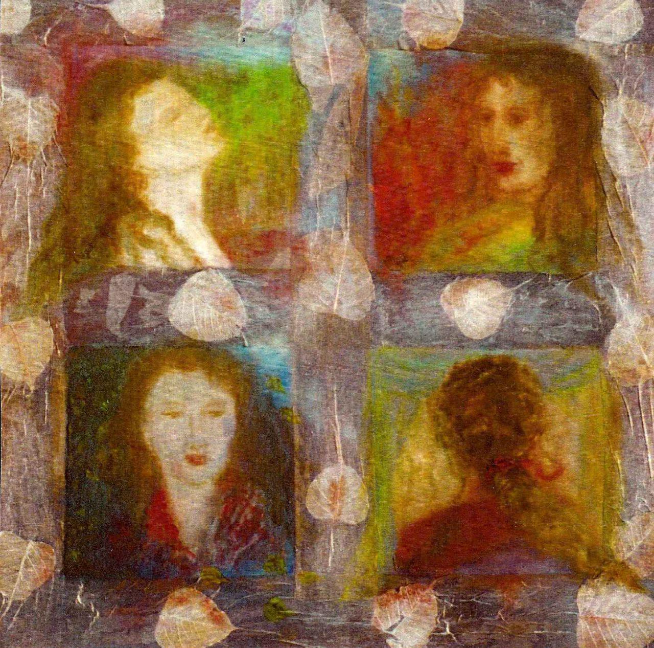 Quatre saisons / Four seasons n°2 par Vinca Migot