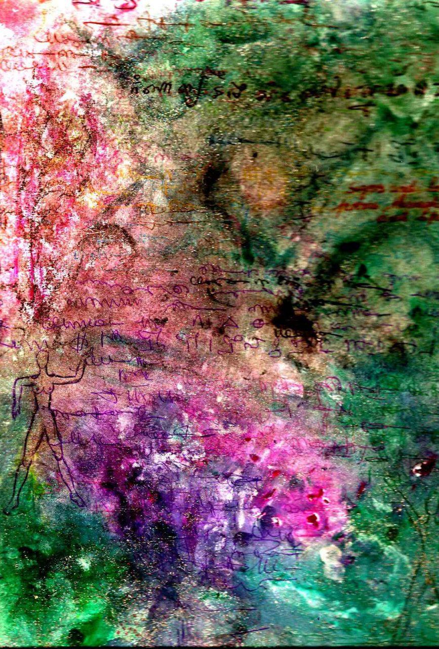 Signes et poèmes d'amour à travers l'espace et le temps par Vinca Migot