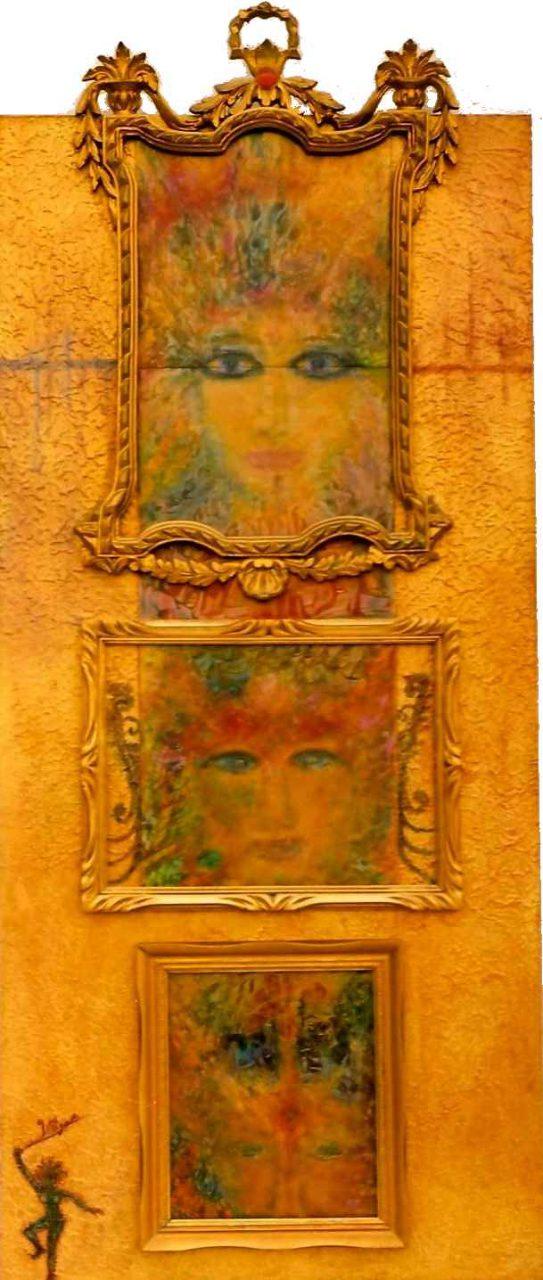 Palanquin des Idoles par Vinca Migot