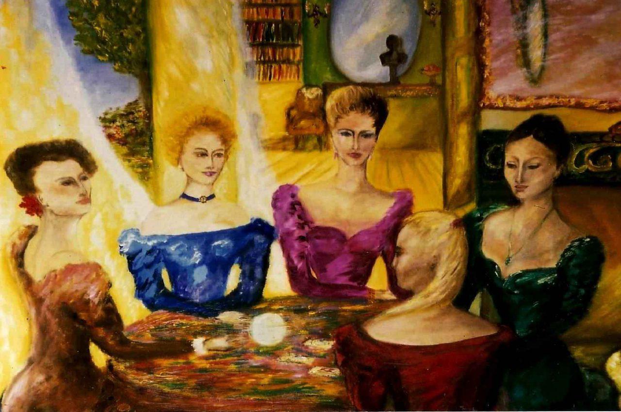 Parfum de Table ronde par Vinca Migot