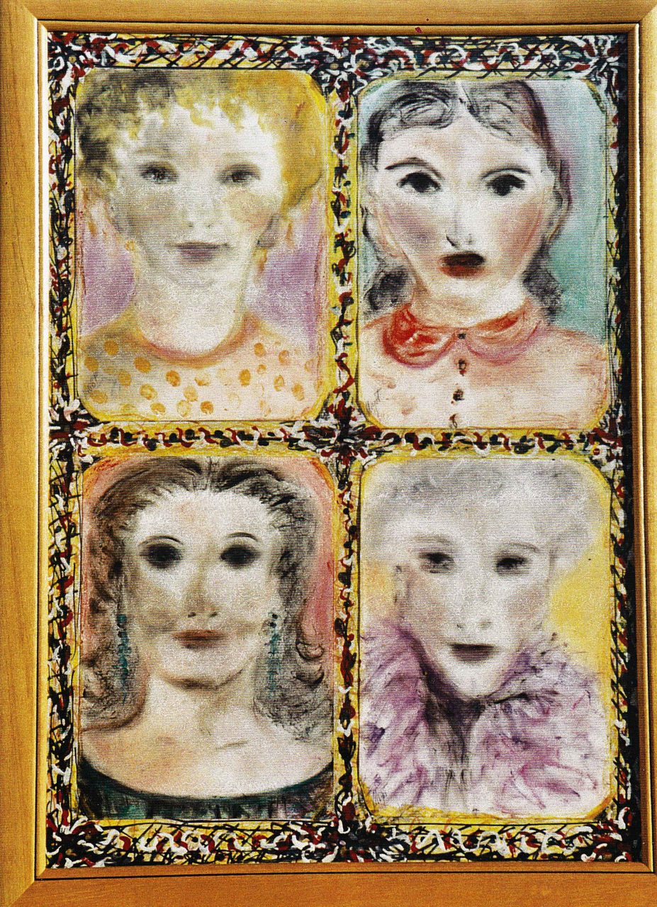 Quatre saisons / Four seasons n°1 par Vinca Migot