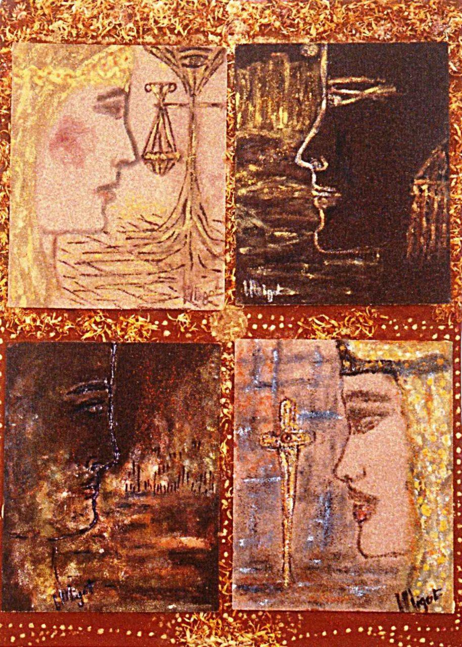 Esprits de guerre et de paix (Tolstoï) par Vinca Migot