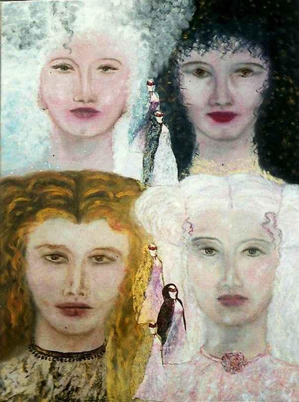 Dames Galantes / Gallant Ladies par Vinca Migot