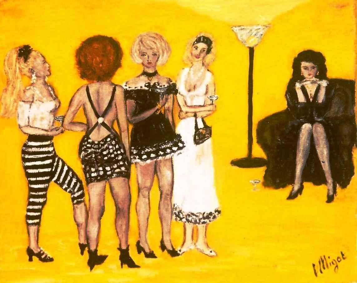 Parfum des Dollies par Vinca Migot