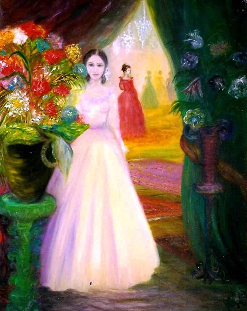 Parfum Romantica par Vinca Migot