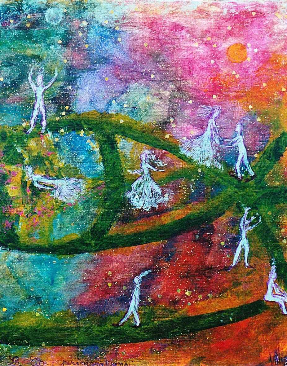 Pérégrinations dans la Cité, par Vinca Migot