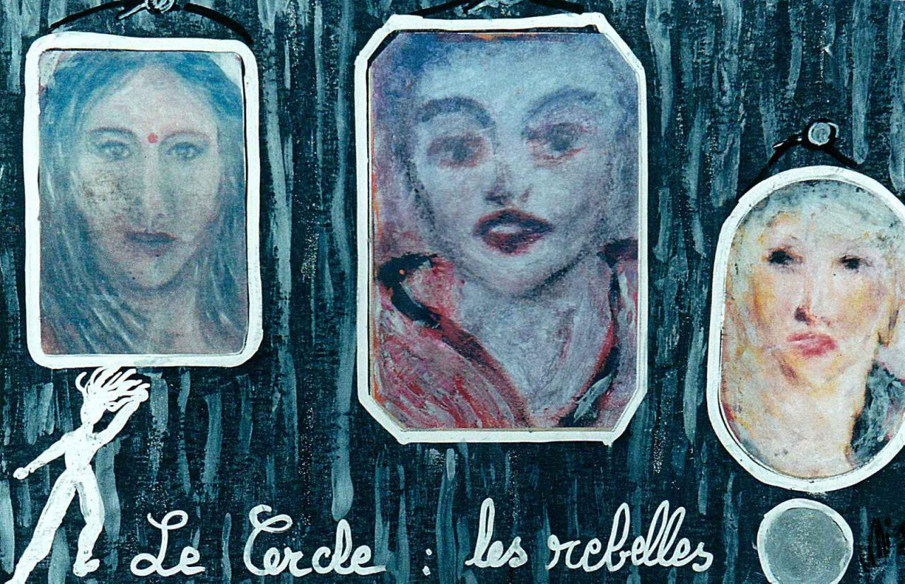 Le Cercle - Les Rebelles / Rebels par Vinca Migot