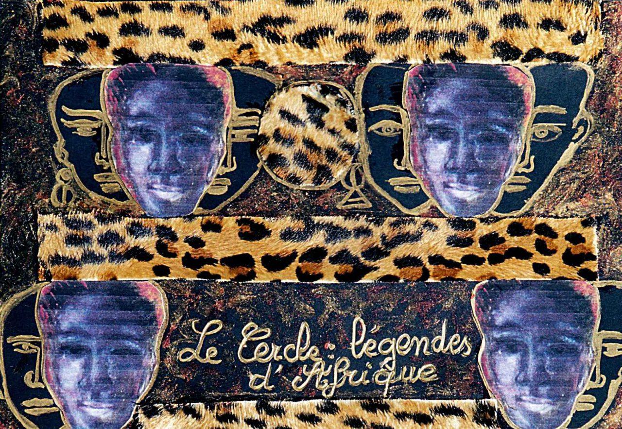 Le Cercle - Légendes d'Afrique par Vinca Migot