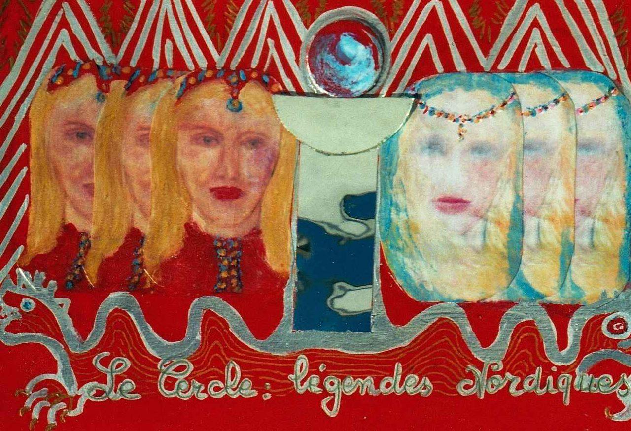 Le Cercle - Légendes nordiques par Vinca Migot