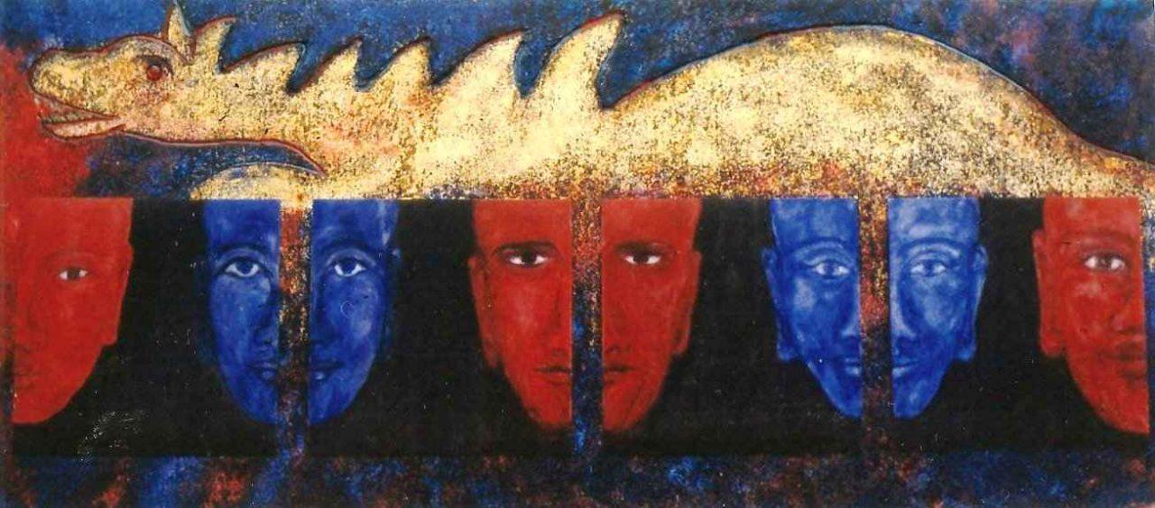 Palanquin des Alchimistes par Vinca Migot