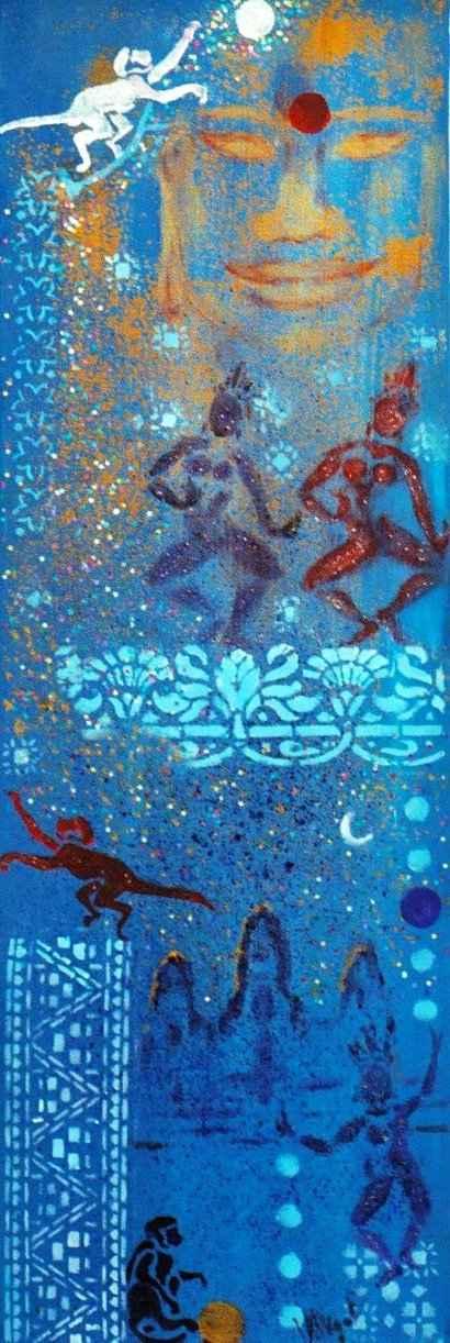 Petit précis d'astrologie khmère - Le Singe par Vinca Migot