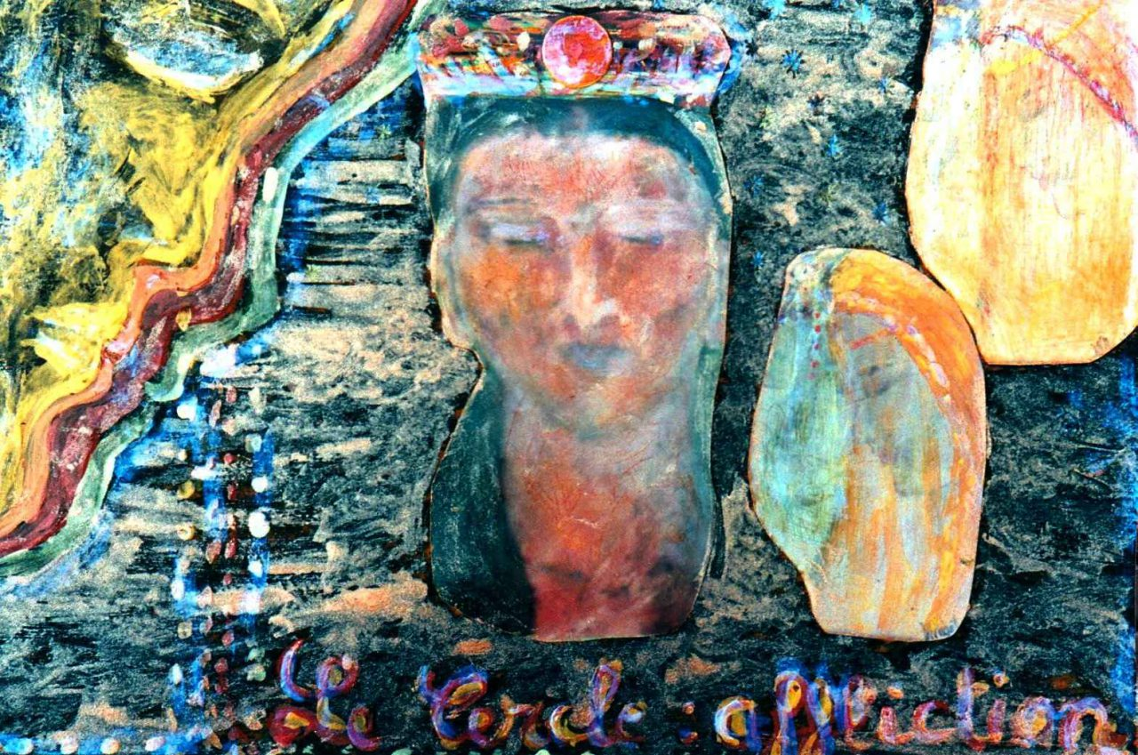 Le Cercle - Affliction par Vinca Migot