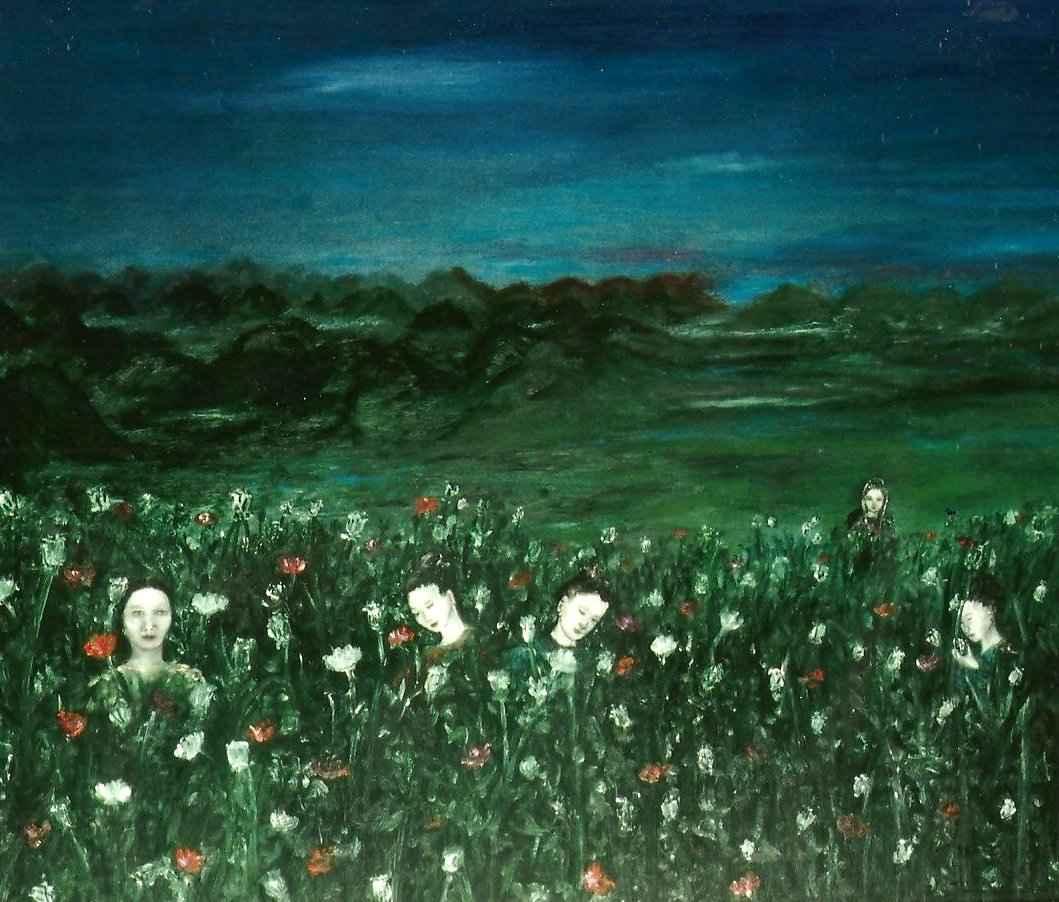 Opium d'Asie par Vinca Migot