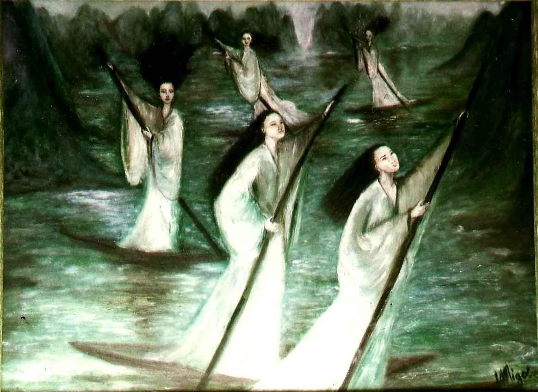 Fantômes Chinois par Vinca Migot