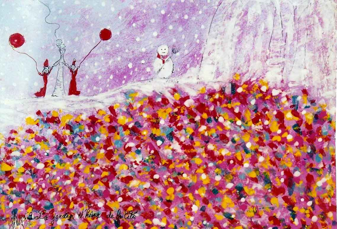 Le Jardin d'hiver de la Cité par Vinca Migot