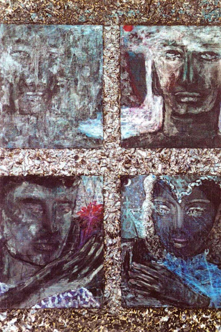 Esprits des Ardoisières (Travassac) par Vinca Migot