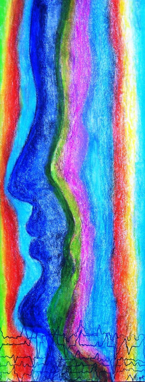 Lignes / Lines par Vinca Migot