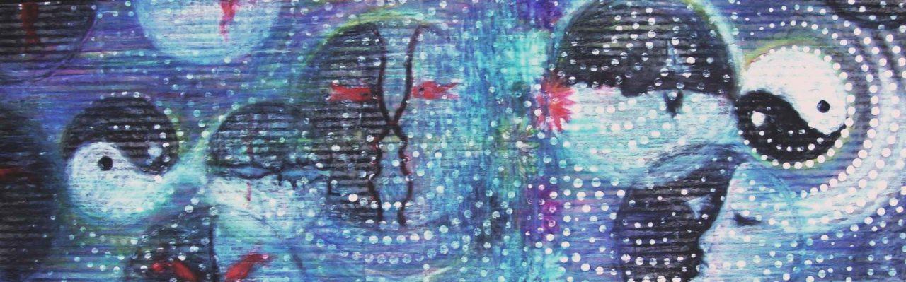 Métamorphose et Yin Yang par Vinca Migot