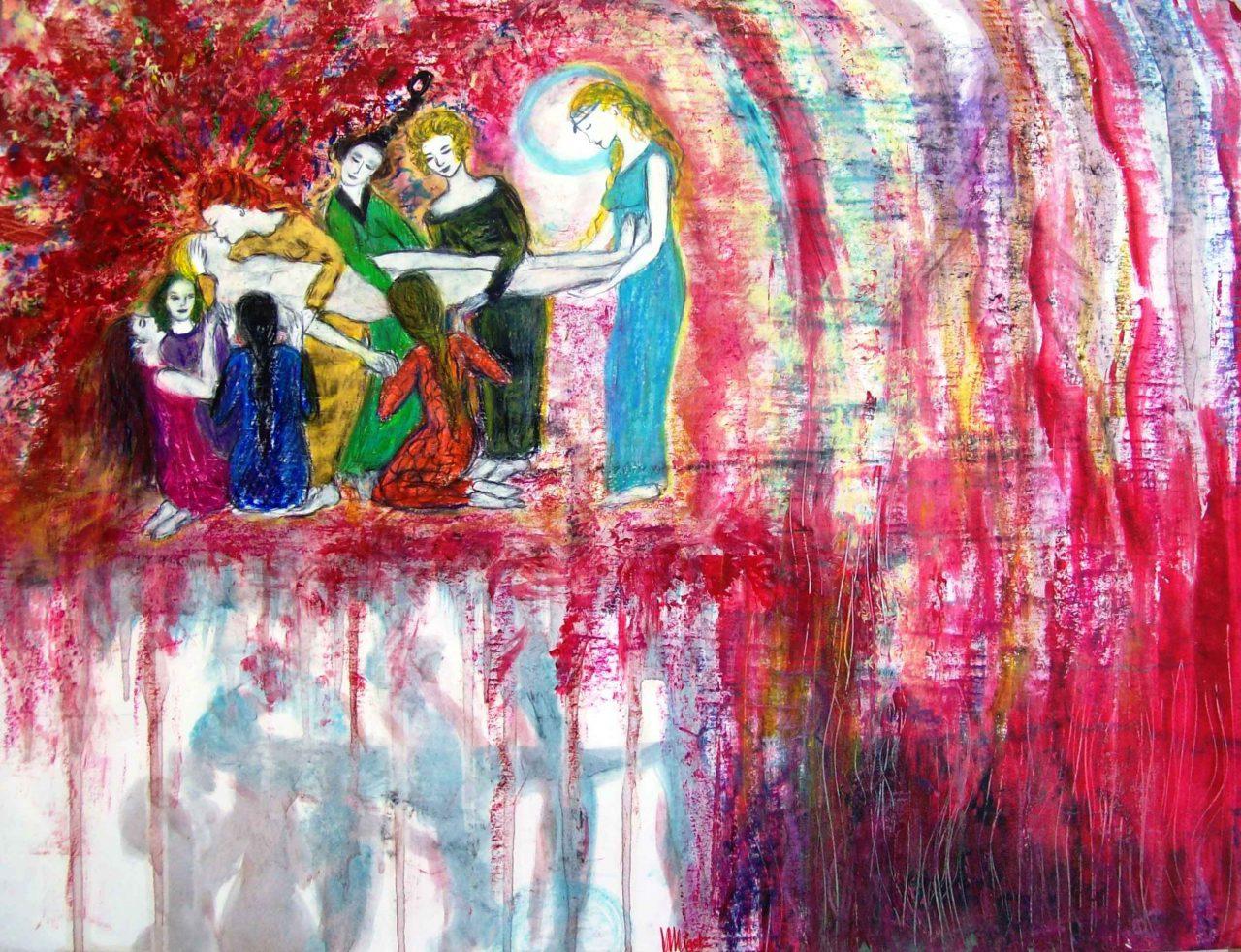 Résurrection : le Bel au Bois Dormant / Sleeping Beauty par Vinca Migot