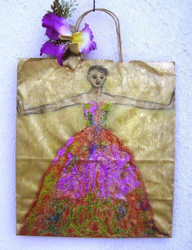 Dollie n°12 par Vinca Migot