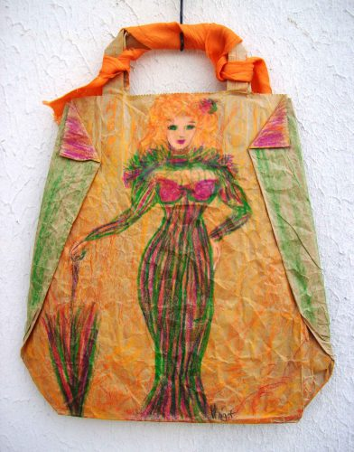 Dollie n°4 par Vinca Migot