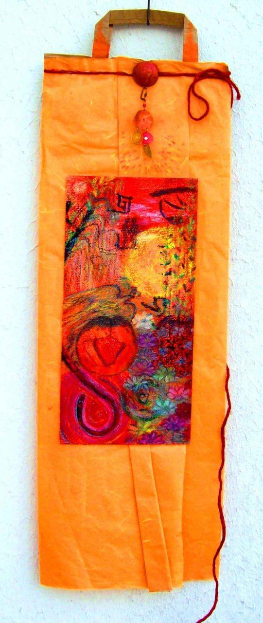 Amoureux / Falling in Love par Vinca Migot