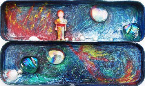 Le Petit Prince, Peter Pan et la Petite Sirène par Vinca Migot