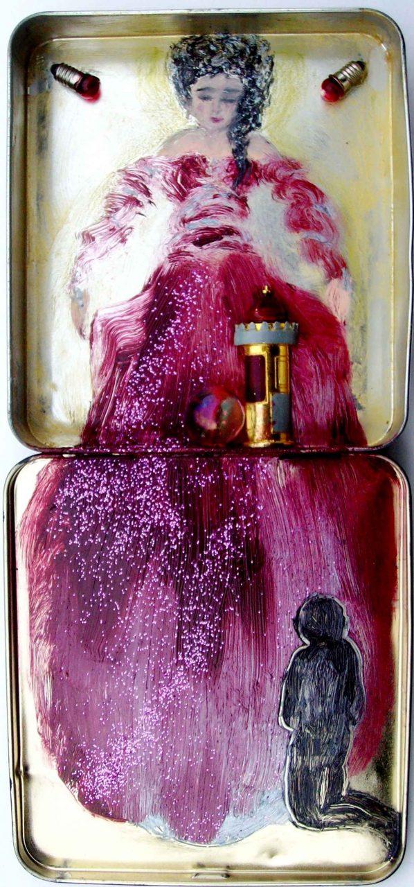 Box Princess par Vinca Migot