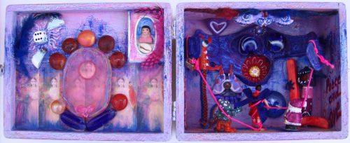 Box Romantica and Aliens par Vinca Migot