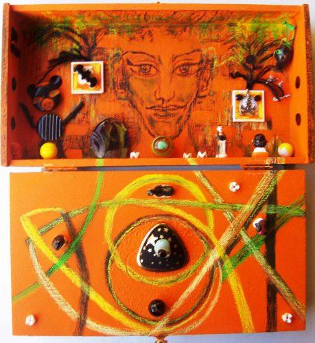 Witchcraft of the Orange Juice par Vinca Migot