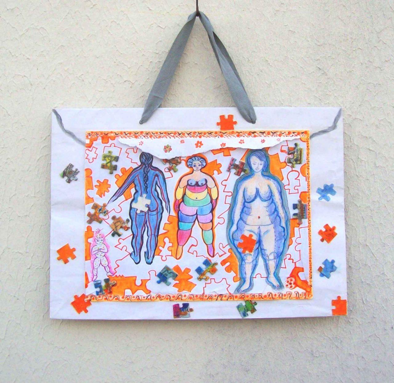 Envelopes and Russian dolls par Vinca Migot