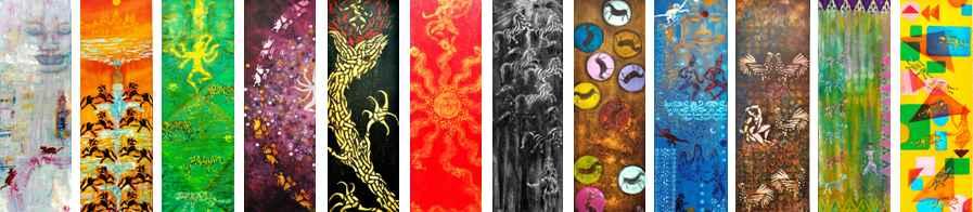 12 signes astrologiques khmères par Vinca Migot
