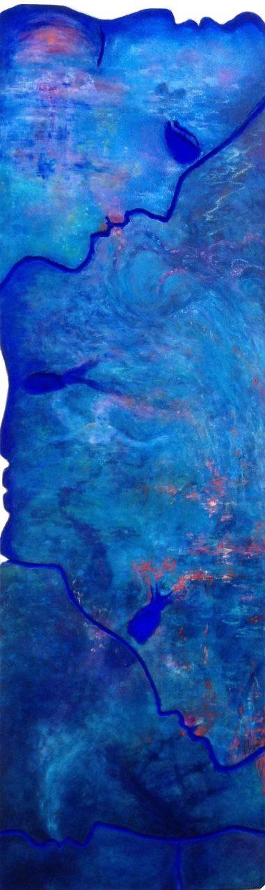 Palanquin des cinq océans par Vinca Migot