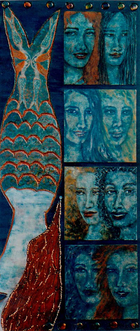 Palanquin des Sirènes par Vinca Migot