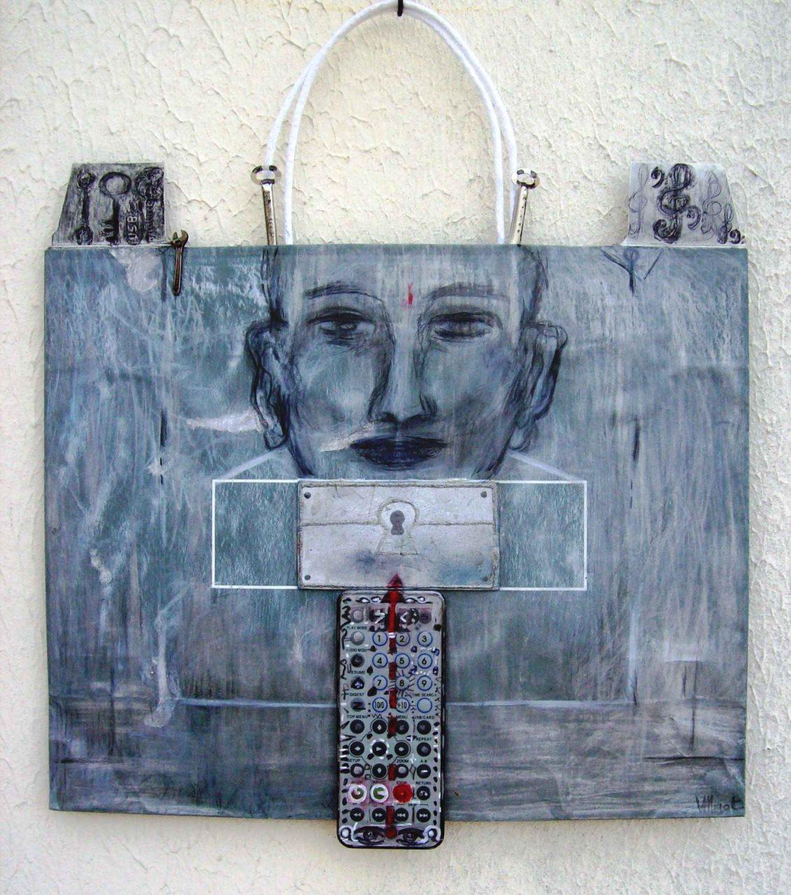 Clefs de la Boite de Pandore / Keys for Pandora's Box par Vinca Migot