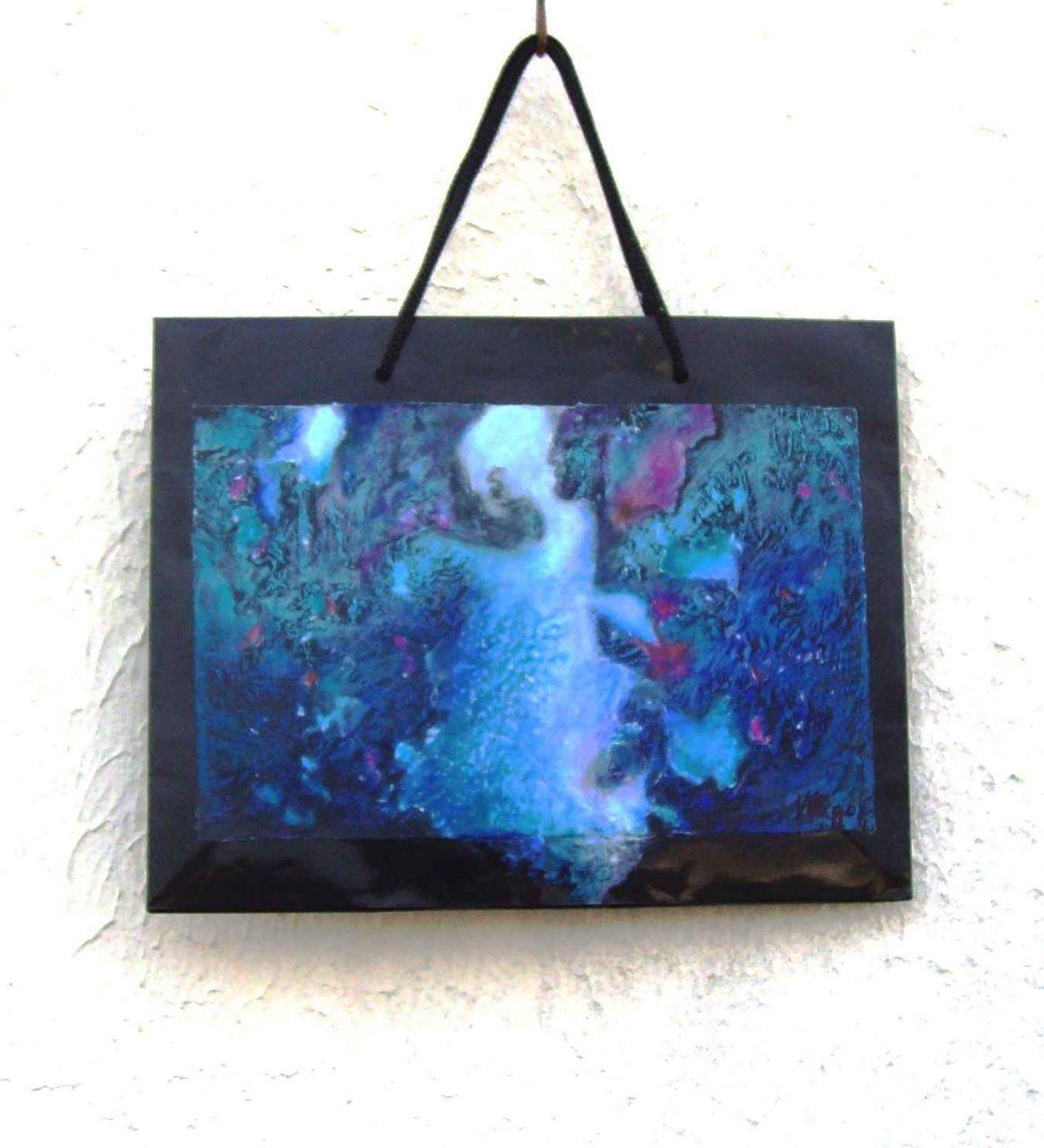 En eaux profondes / Into deep waters par Vinca Migot