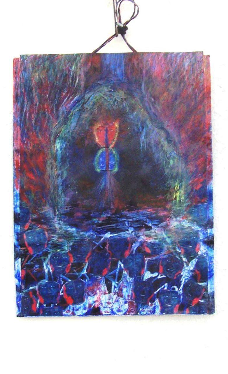 Sablier / Hourglass par Vinca Migot