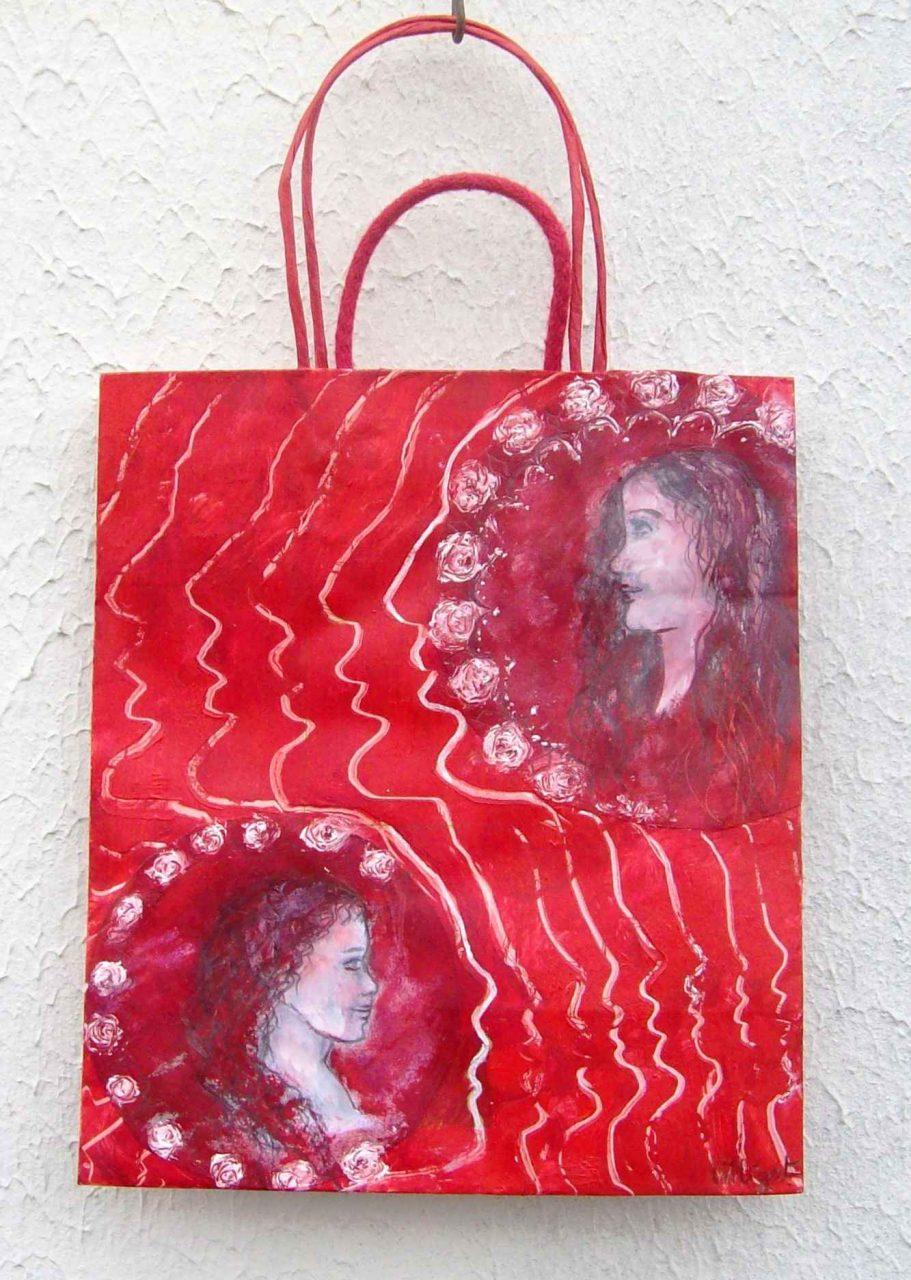 Sœurs / Sisters par Vinca Migot