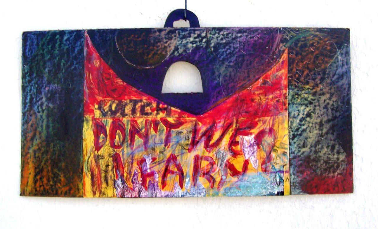 Witch, don't we learn ? par Vinca Migot