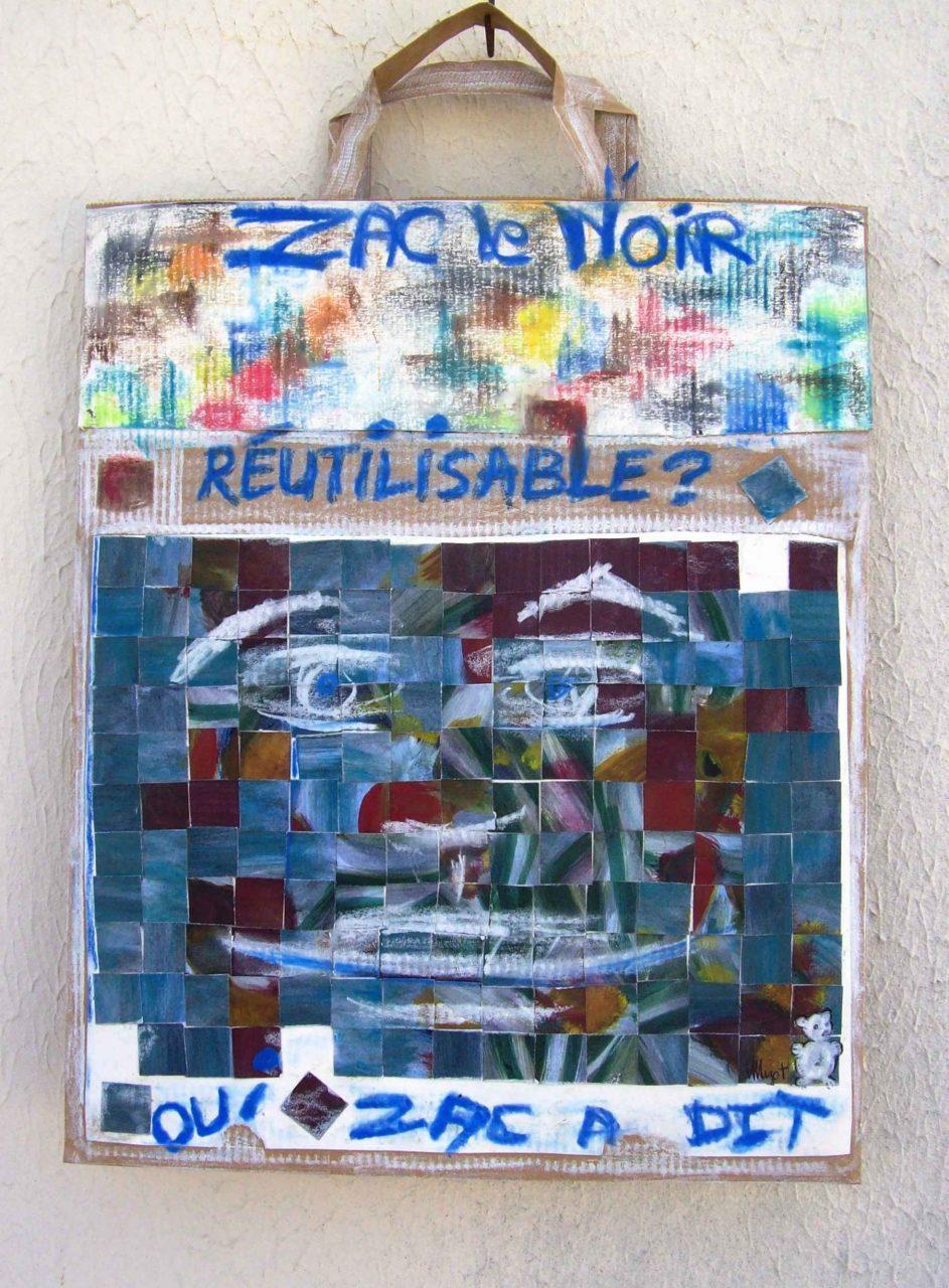 Zac le Noir - Jacadi / Simon said par Vinca Migot