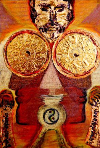 Eto (signs) - Zodiac Keeper par Vinca Migot