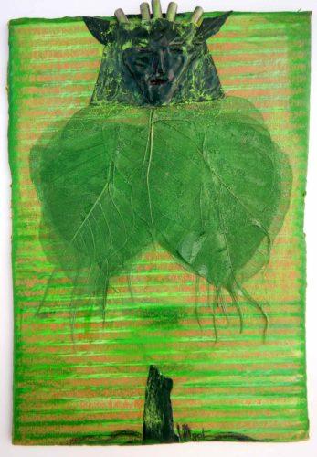 Erlking - Roi des Aulnes / Forests Keeper par Vinca Migot