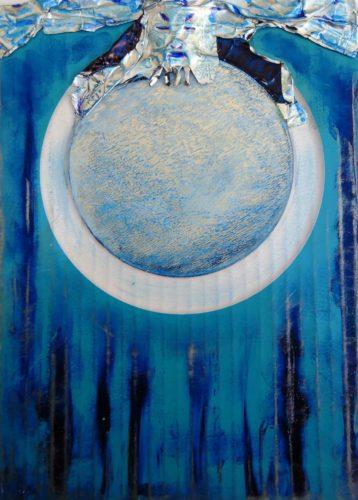 Pleine Lune - Full Moon par Vinca Migot